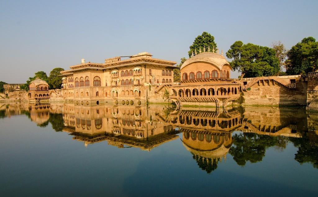 Deeg Water Palace Bharatpur
