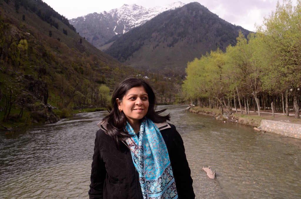 Lakshmi Sharath, the Travel Admirer