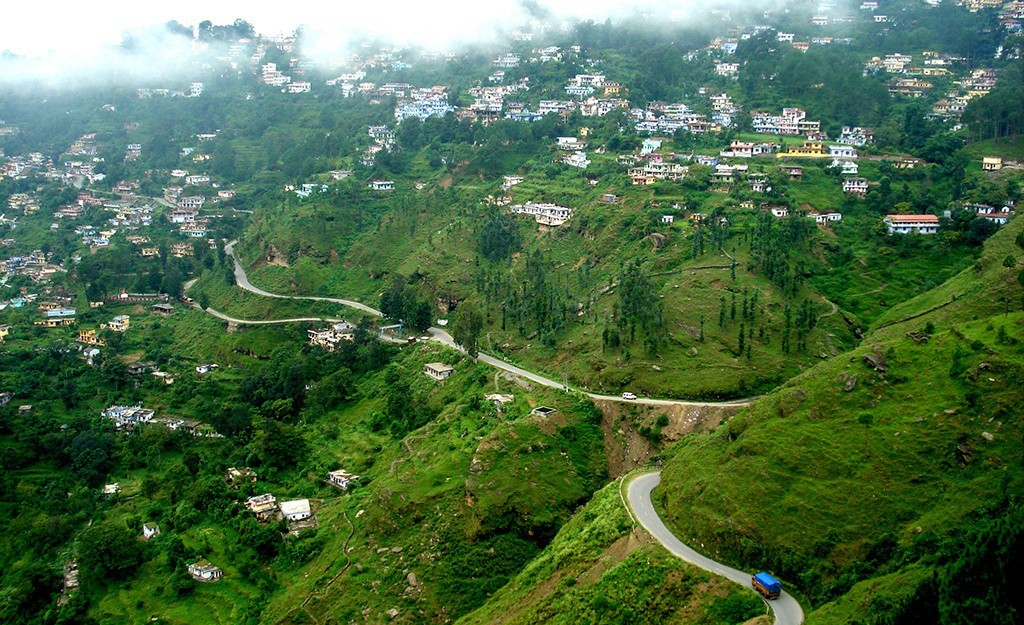 Binsar Uttarakhand