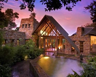 Tsala Treetop Lodge in Western Cape South Africa