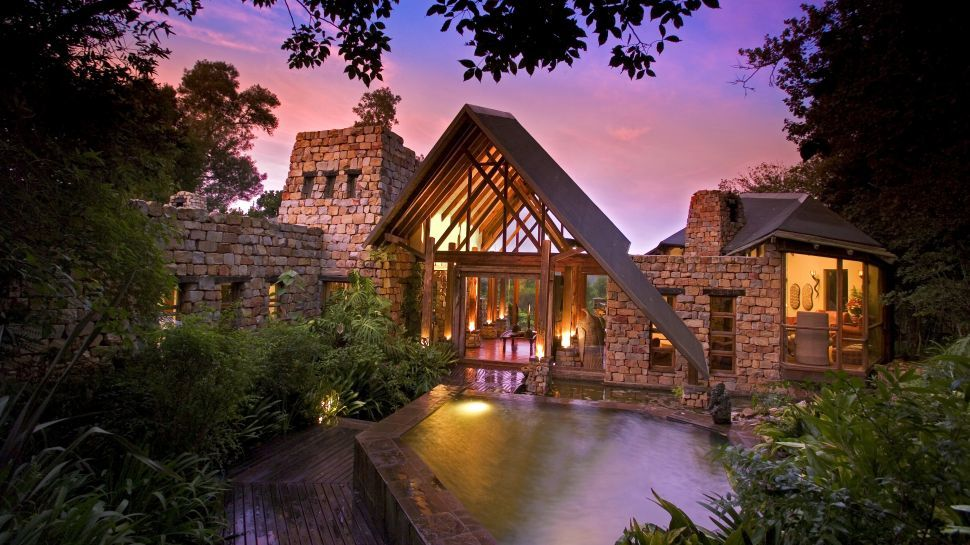 Tsala Treetop Lodge in Western Cape South Africa