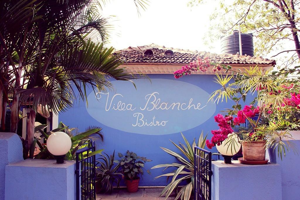 Villa Blanche in Goa