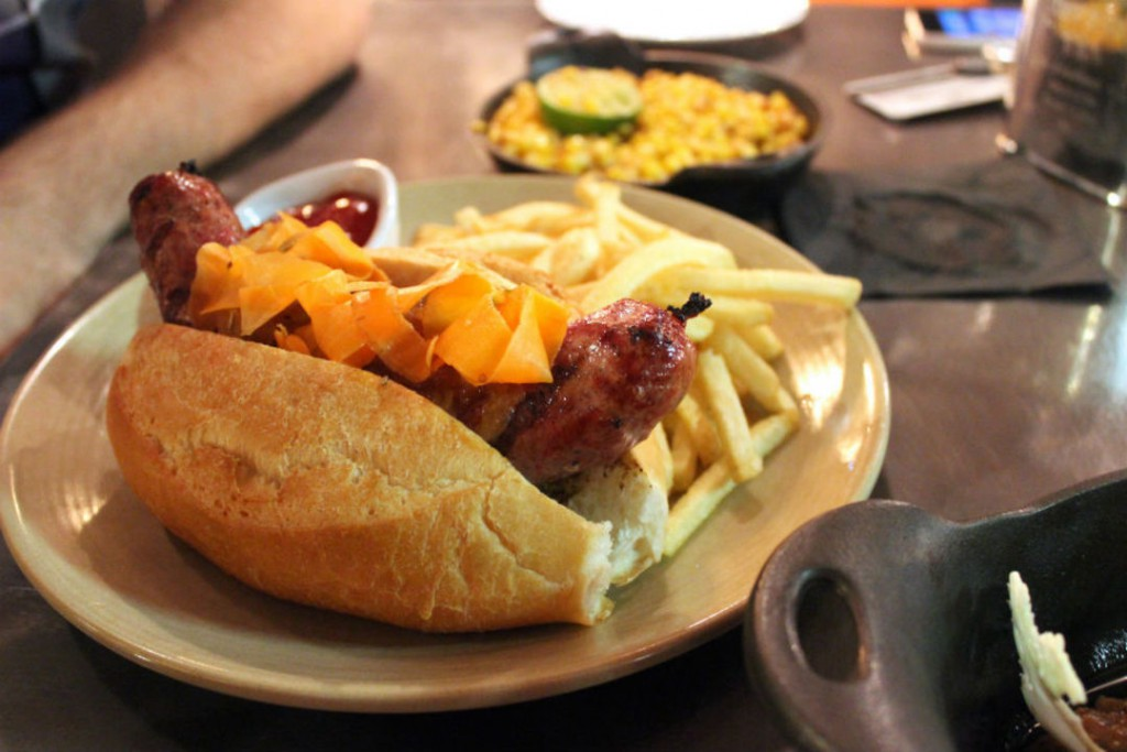 Boerewors Roll South Africa
