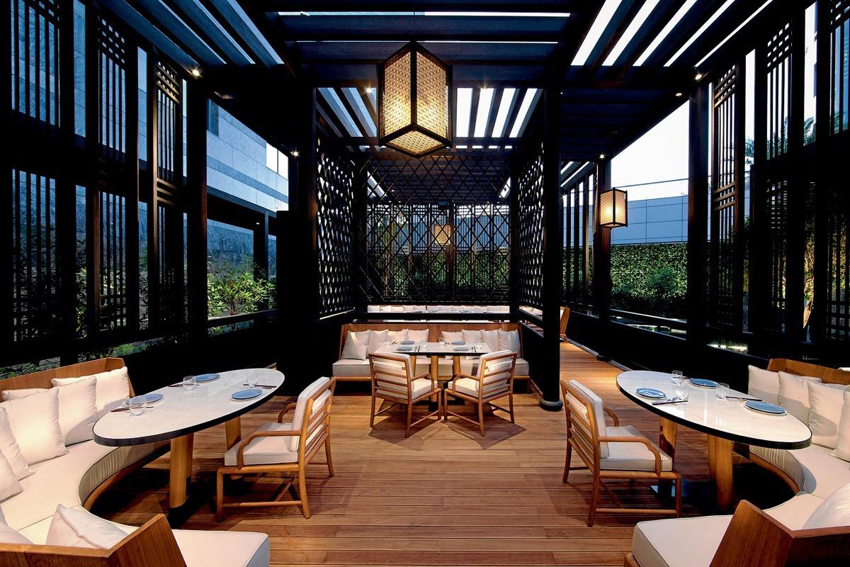 best restaurants in abu dhabi. Black Bedroom Furniture Sets. Home Design Ideas