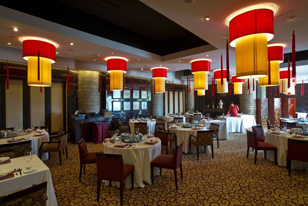 Best restaurants in abu dhabi for Ristorante cipriani abu dhabi