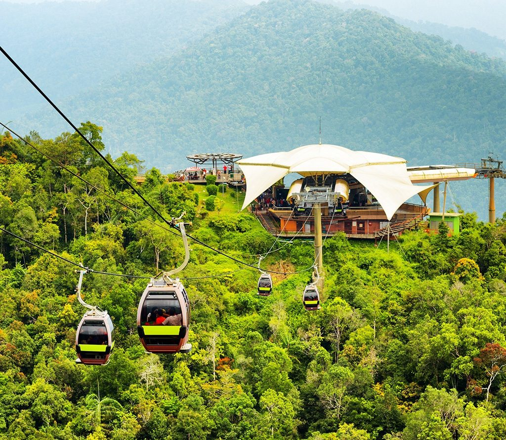 Best Time To Visit Langkawi Cable Car