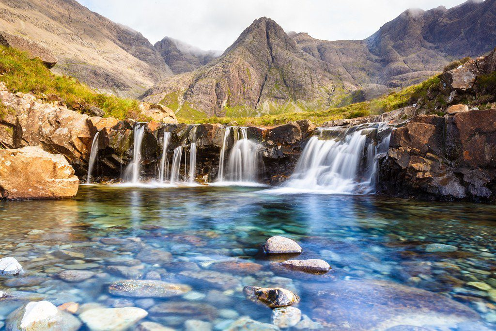 Fairy Pools Scotland