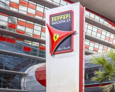 Ferrari Word Abu Dhabi