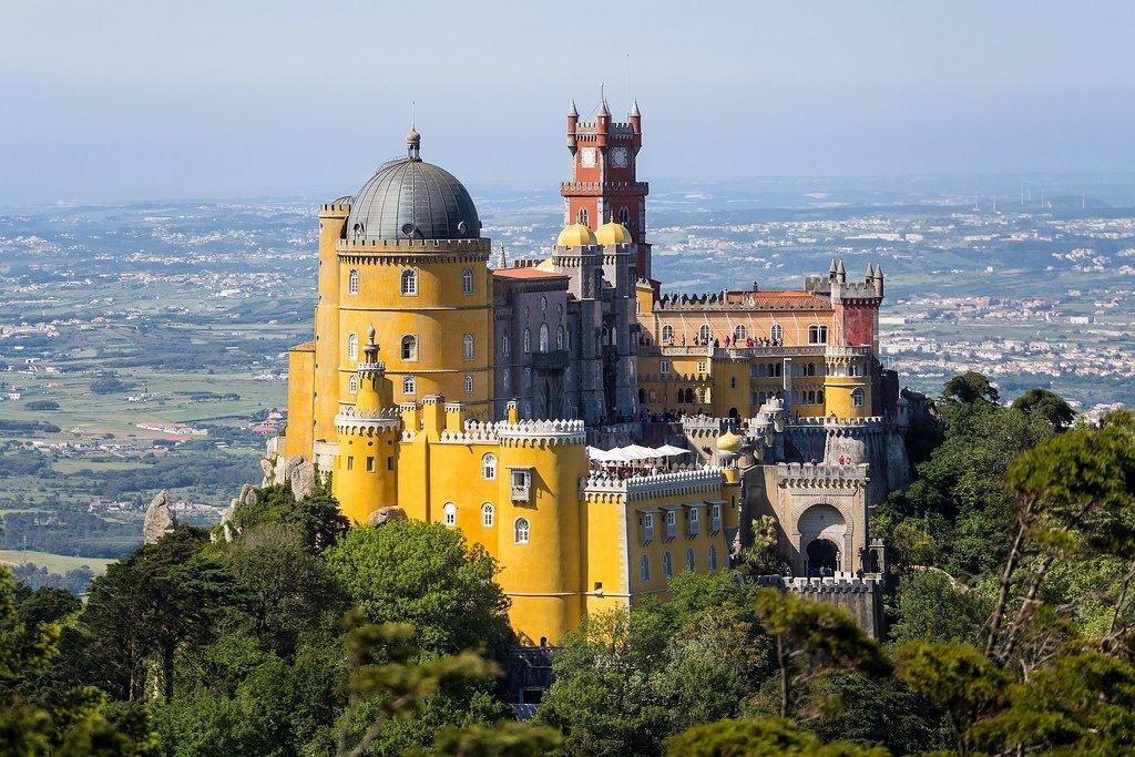 Pena National Palace Portugal