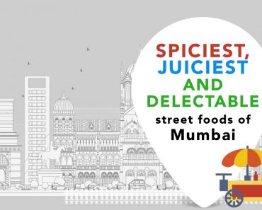 street foods of mumbai