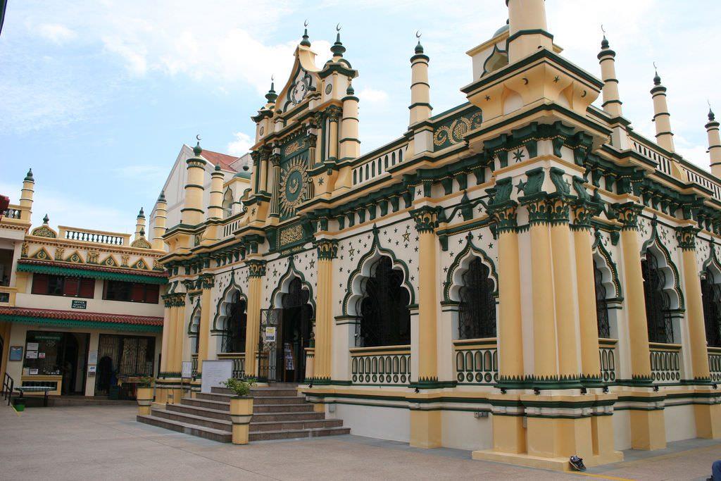 Abdul Gafoor Mosque Singapore