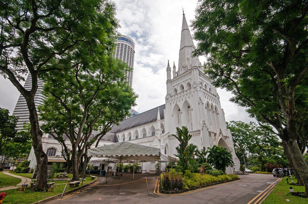 St Andrews Cathedral Singapore