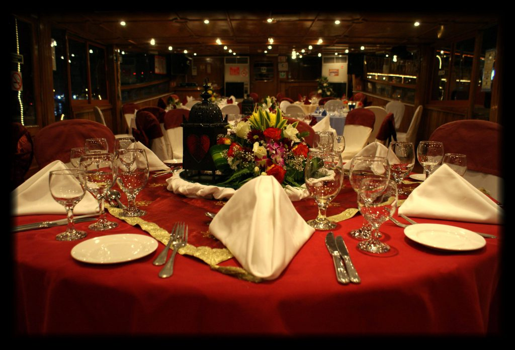 Dinner at Dhow Cruise