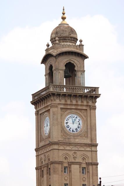 Mysore Tallest clock tower