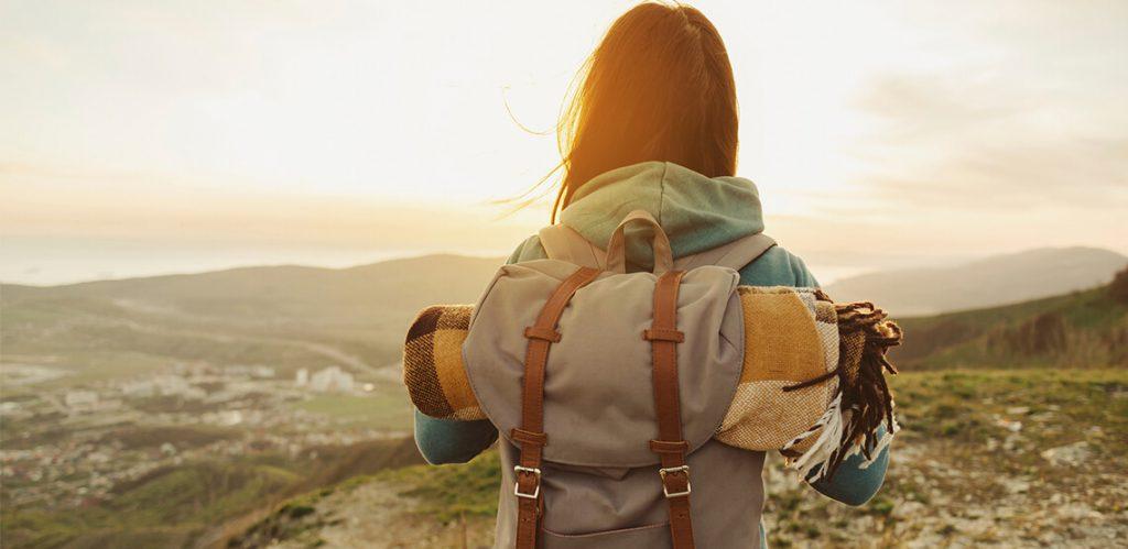Solo travel motive