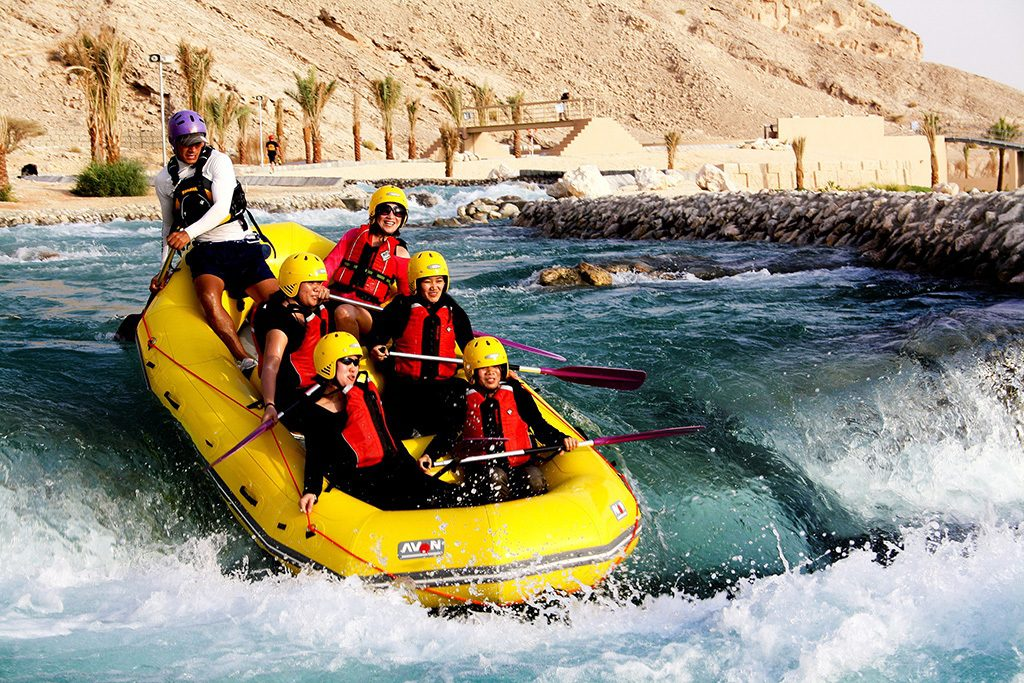 Wadi Adventure in Al Ain