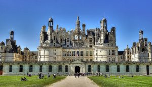 Chateau-de-Chambord-France