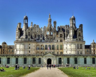 Chateau-de-Chambord-France