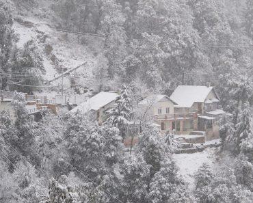 Dalhousie-snowfall