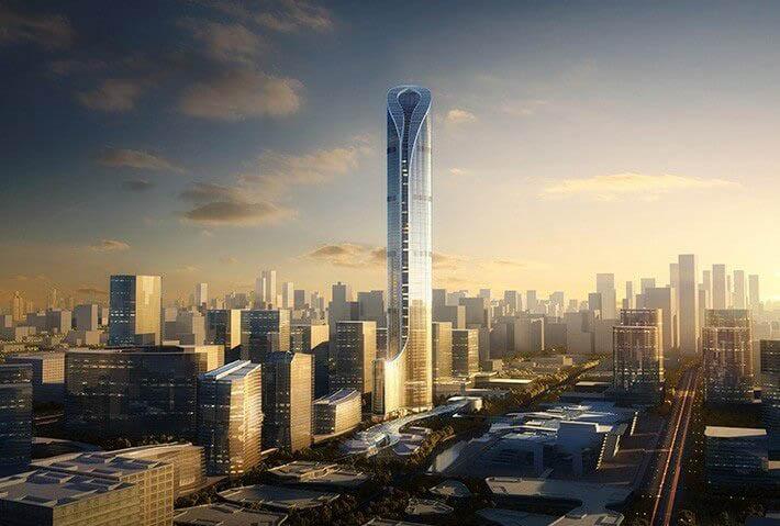 Suzhou IFS Suzhou China
