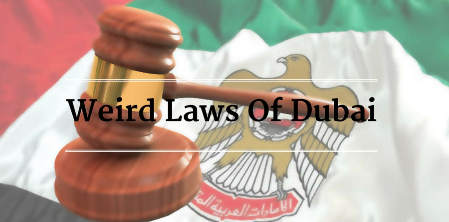 Weird Laws Of Dubai