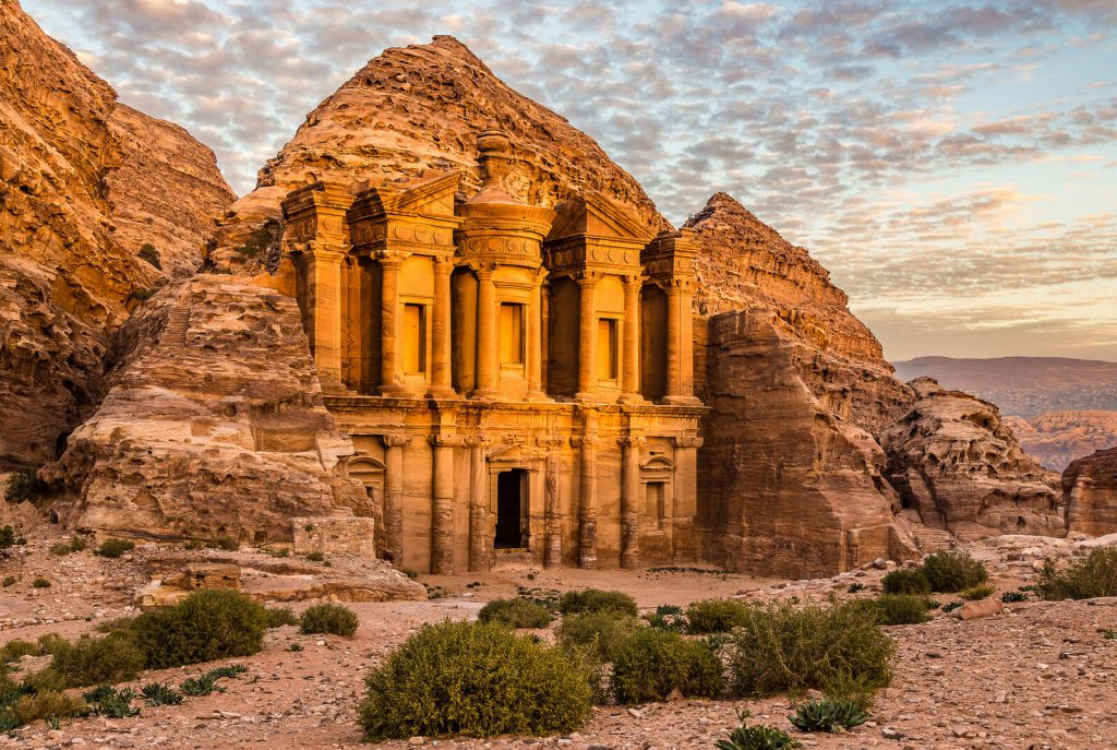 Fabled City Of Petra