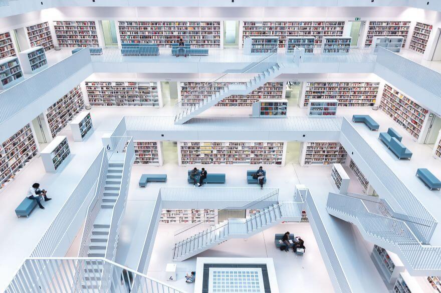 Levels Of Reading, Stuttgart, Germany