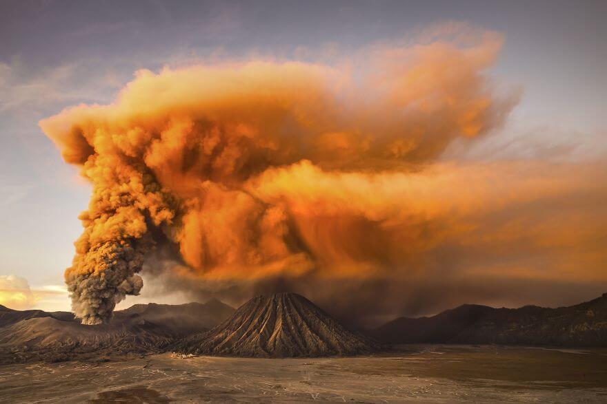 Mt. Bromo East Java Indonesia