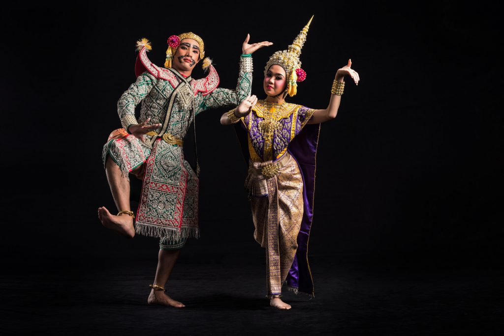 Khon Theatre Performances