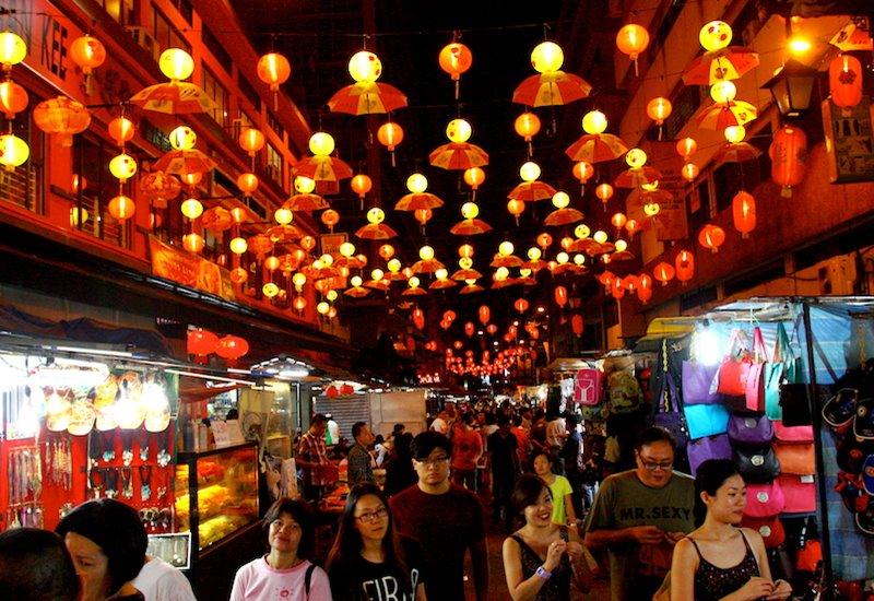 Kuala Lemurs Chinatown