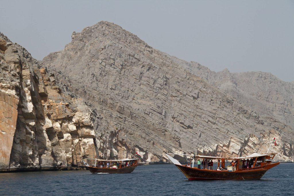 Musandam Peninsula Oman