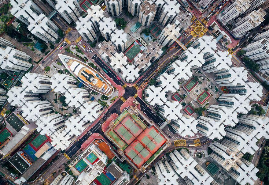 Walled City Hong Kong