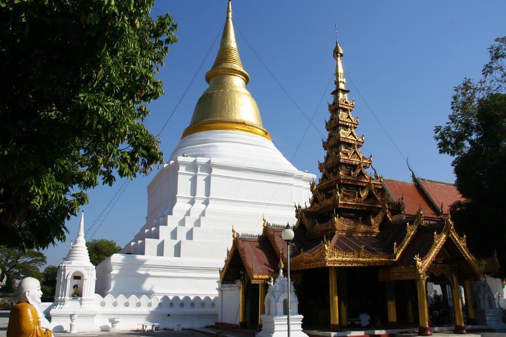 Wat Phra Kaeo Thailand
