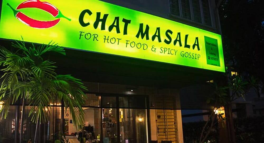 Chaat Masala - Upper East Coast Road Singapore